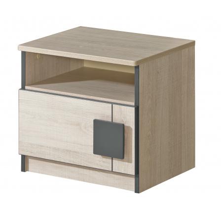 Noční stolek GUMI - G12 Dub santana