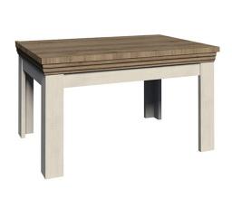 Konferenční stůl ROYAL LN / norská bílá + dub