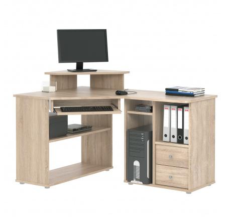THALIA -počítačový stůl (THEODOR) - dub sonoma  (MD)(K150)