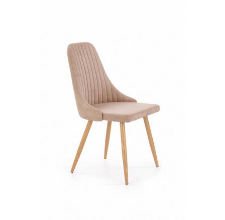 Jídelní židle K285 béžová