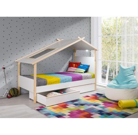 ROSANA - dětská postel z masivu