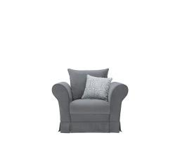 MARGARET ES, lilly 362 white grey/granada 2725 grey  (BRW COMFORT) (ŘADA COMFORT)