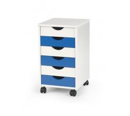 Kontejner BEPPO 2 /bílá+modrá