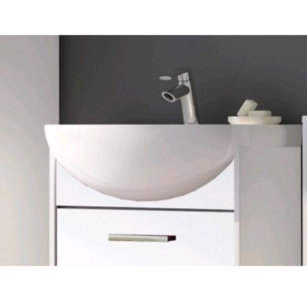 Koupelnové umyvadlo SONATA 50