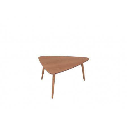 stolek TRIANGO S  modřín sibiu zlatý (TX118)