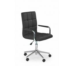 Dětská židle GONZO 2 Černá
