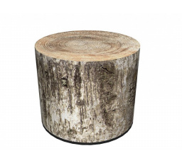 COLOURS taburet - PU01 - bříza - (AR) (Z)