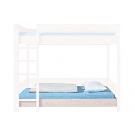 RUPI LOZ/80/PIETRO/DOL dub sv. belluno - dolní část patrové postele včetně roštu***