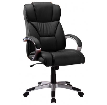 Kancelářské křeslo Q-044, černé