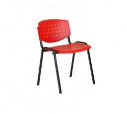 židle Layer červená