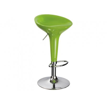 Barová židle Krokus A-148 zelená