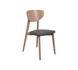 židle  FARIO dub sonoma (TX069)/Mindelo 12 grey