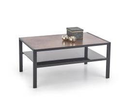 Konferenční stůl OMEGA /imitace kamene+černá