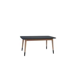 stolek LAWA 021 (TXL021)  černá/buk přírodní  (TX058/TX002)