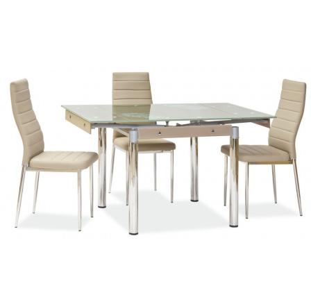Jídelní stůl GD-082, krém