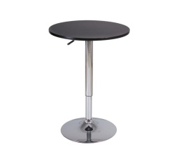Barový stůl B-500 černý