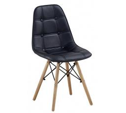 Jídelní židle Axel černá