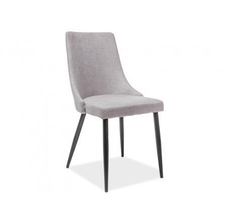 Jídelní židle NOBEL, šedá