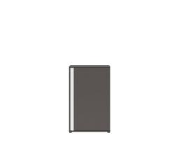 GRAPHIC (S343) KOM1DP/C šedý wolfram