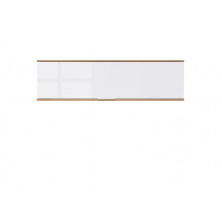 ZELE SFW1K dub wotan/bílý lesk