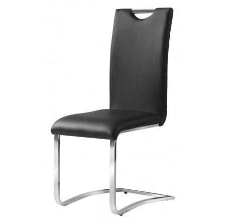 Jídelní židle H-790 - černá