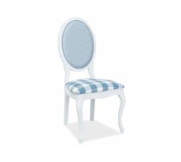 Jídelní židle LV-SC, Bílá/T134+135