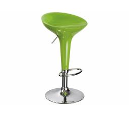 A-148 -Židle barová- zelená (KROA148Z) (S) -  (K150-Z)