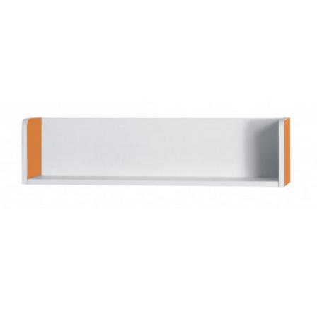 Police Nemo R10 bílá/oranžový lesk