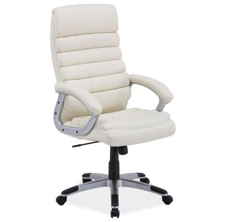Kancelářské křeslo Q-087/ béžová