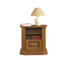 """KOLUMBUS (KINGA) noční stolek dřevo D3-75 x 65 x 50  kolekce """"B"""" (K250-Z)"""