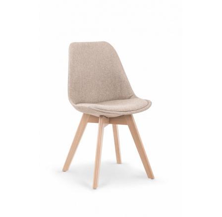 Jídelní židle K303 béžová