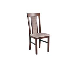 """MIA 8 (MILANO 8)- jídelní židle ořech/ hnědá 18A -kolekce """"DRE""""  (K150-Z)"""