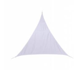 Stínící plachta trojúhelník 3m - bílá