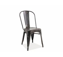 Jídelní židle LOFT, přetíraná