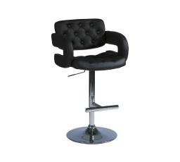 Barová židle Krokus C-141 černá