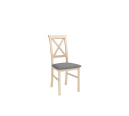 židle ALLA 3 - dub sonoma  (TX069)/Endo 7713 taupe