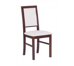 """NIEL III- (NILO III ) jídelní židle-ořech/4 - kolekce """"DRE""""  (K150-Z)"""