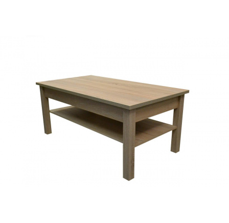 Konferenční stolek Samba R9 dub sonoma