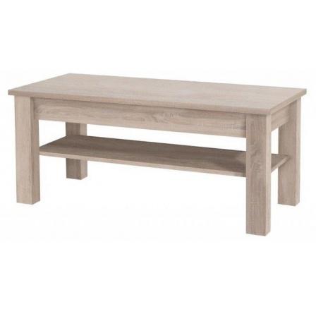 Konferenční stolek Cezar R19 sonoma