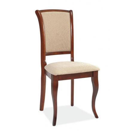 Jídelní židle MN-SC, Antická třešeň/T01