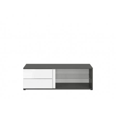 GRAPHIC (S343) RTV2S/120/A  šedý wolfram/bílý lesk