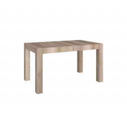 Jídelní stůl RESTEN - ST 85/140, dub monument