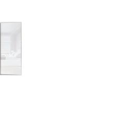 skř. COLIN FRN/153 dvířko 1ks bílý lesk (F24)