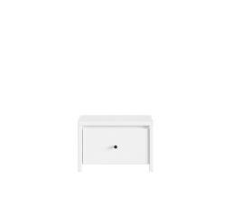 KASPIAN (ÚCHYT černý) SBUT/60 bílá mat/bílá mat
