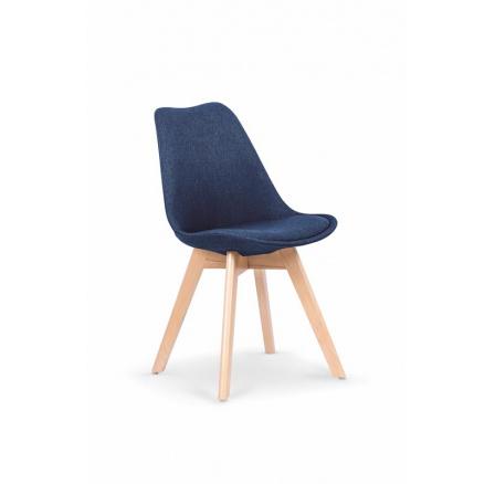 Jídelní židle K303 modrá