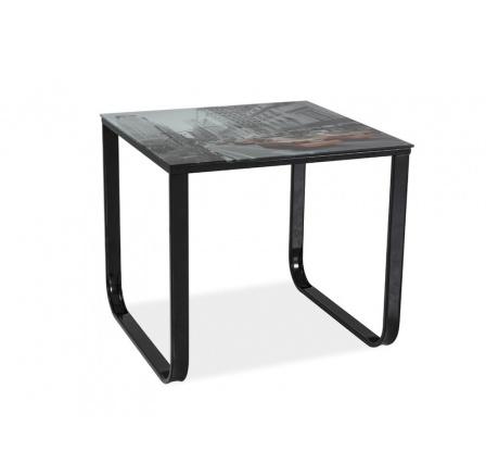 Konferenční stůl TAXI D New York 55x55 cm