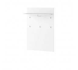 LYON 09 - VĚŠÁK  bílá mat / bílá lesk  (SZ) (K150-Z)