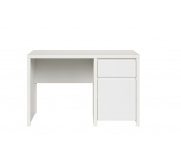 Psací stůl KASPIAN BIU1D1S/120 Bílá