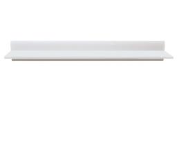 AZTECA TRIO  P/2/15 bílá/bílý lesk
