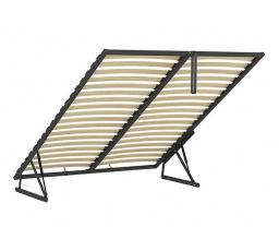 ERGO SPACE 180x200 - kovový rám s lamelami - sada pro vytvoření ÚP do čalouněných postelí Anadia II, Casola II, Syntia III, Allos, Granda (FL10,FL11)